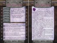 Character Class Cards