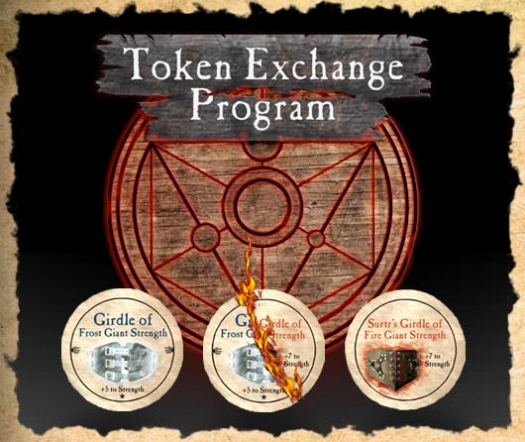 Token Exchange Program